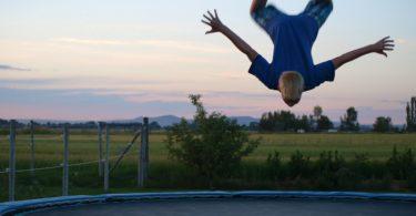 Figure trampoline